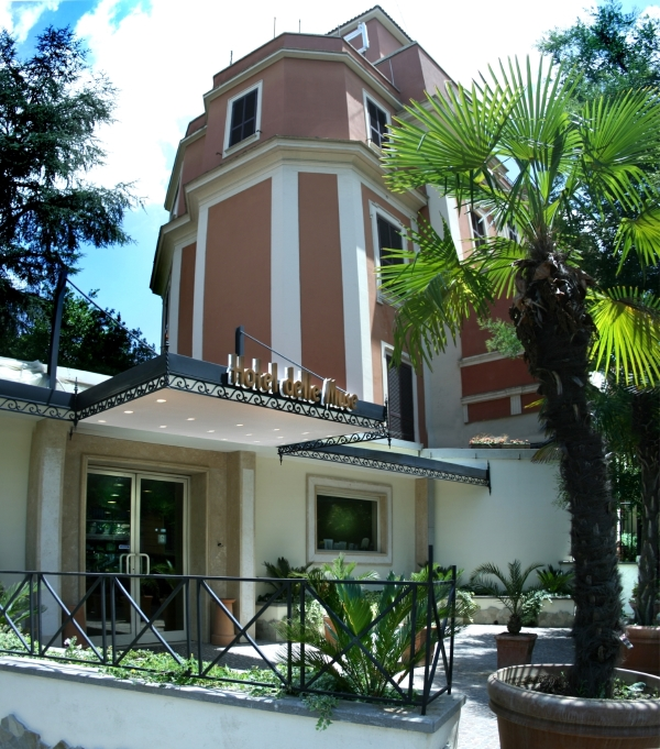 Hotel Delle Muse Restaurant